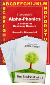Alpha-Phonics Primer & 11 Reader Set