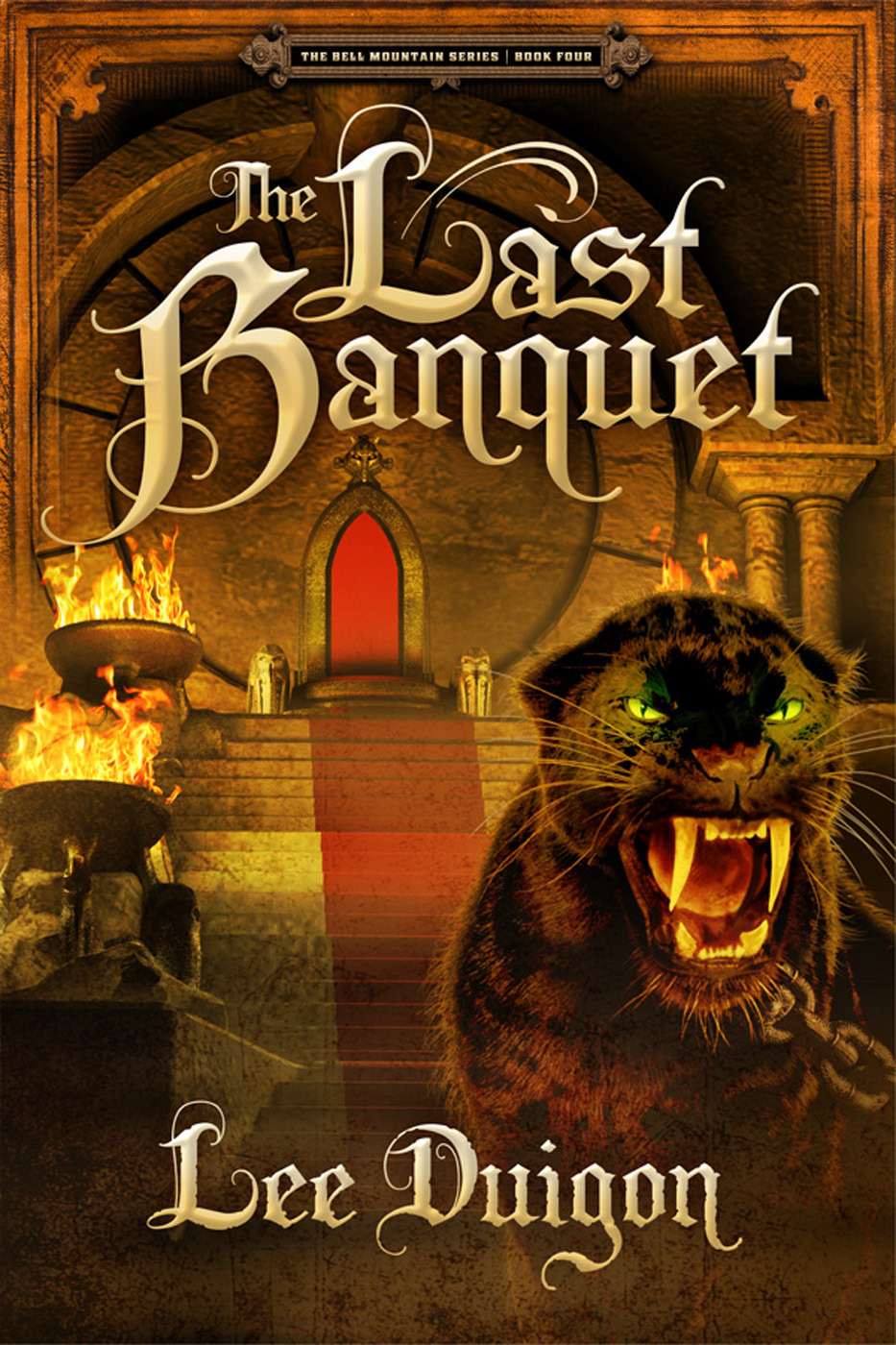 Last Banquet (Bell Mountain Series #4), The