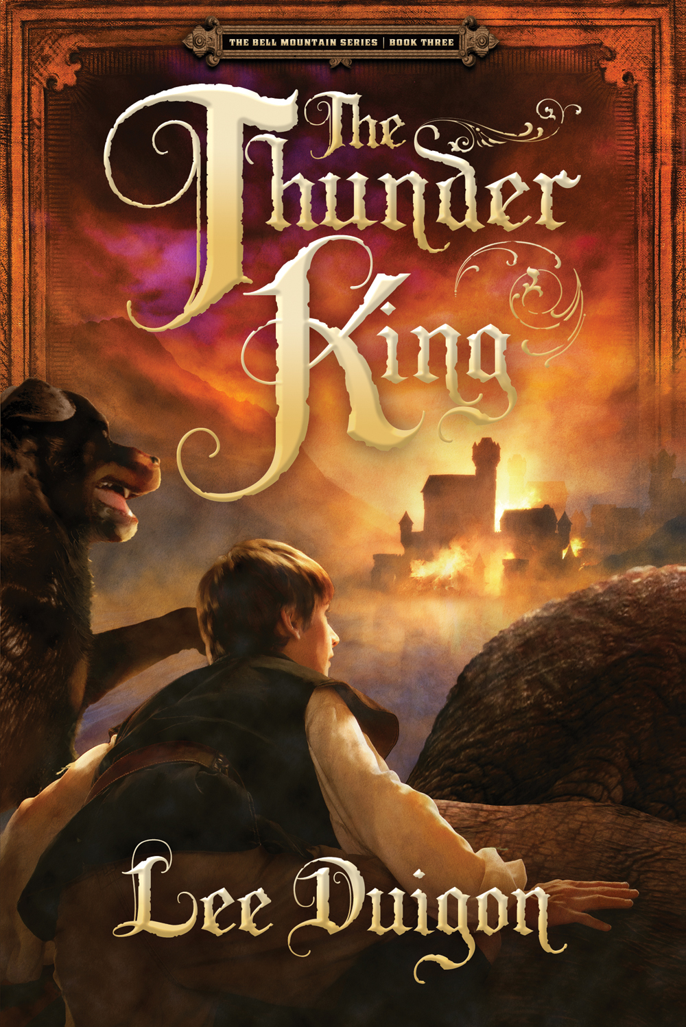 Thunder King (Bell Mountain Series #3), The