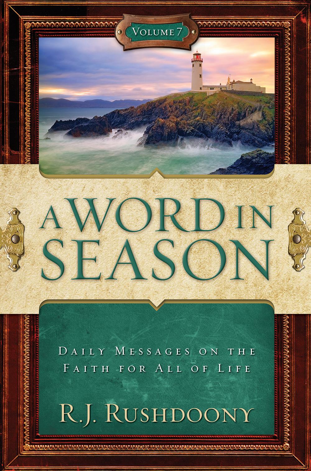 Word in Season Vol. 7, A