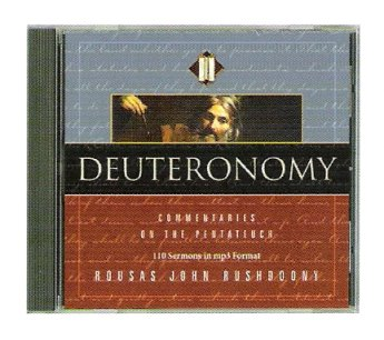 Deuteronomy: Commentaries on the Pentateuch CD Set (110 sermons)