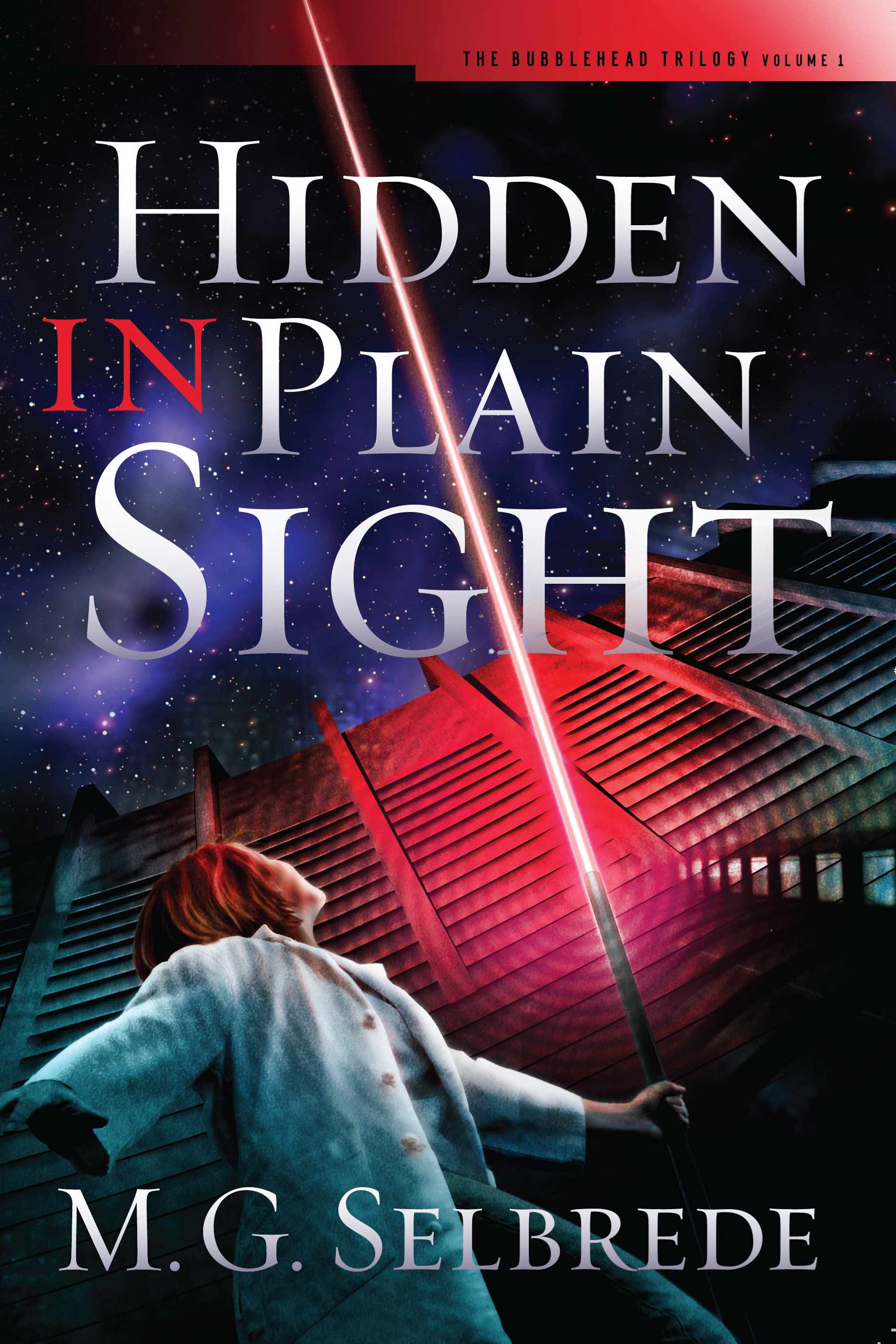 Hidden In Plain Sight (Bubble Head Series #1)