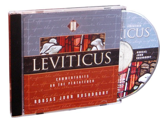 Leviticus: Commentaries on the Pentateuch CD Set (79 Sermons)