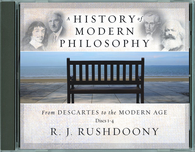 History of Modern Philosophy (8 CDs), A