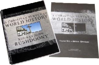 Christian Survey of World History Notebook Set, A